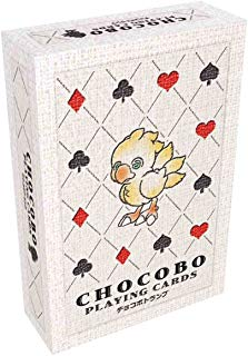 Square Enix Chocobo Playing Cards