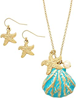starfish jewelry collection