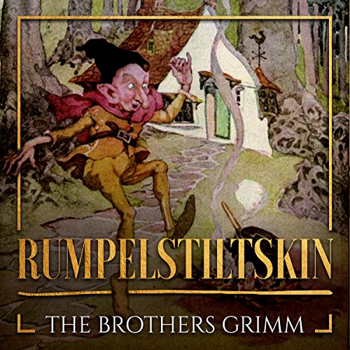 Rumpelstiltskin audiobook cover art
