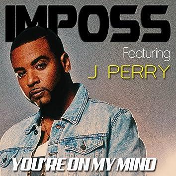 You're on My Mind - Single