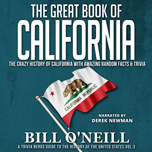 The Great Book of California Titelbild