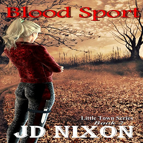 Blood Sport cover art