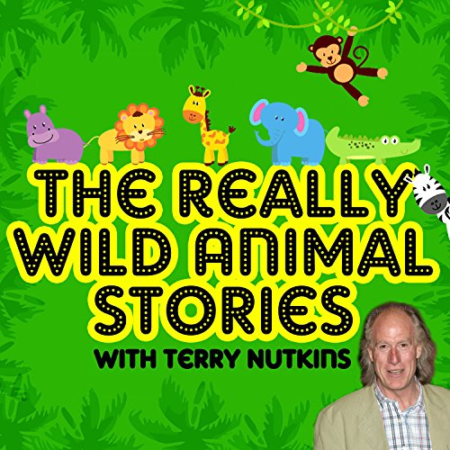 Really Wild Animal Stories cover art