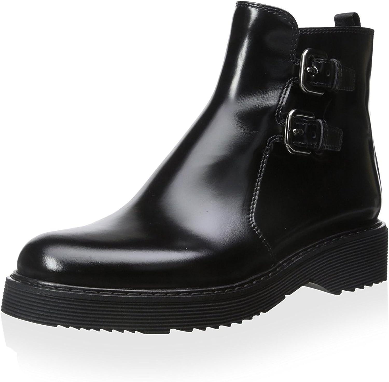Prada Linea Linea Linea Rossa Woherrar Ankle Boot  blixtnedslag