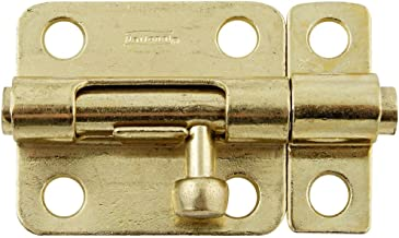National Hardware N227-322 MPB834 Barrel Bolt in Brass