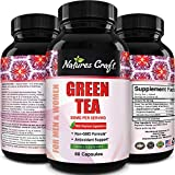 EGCg Green Tea Extract Pills - Best Green Tea for Weight loss and Belly Fat Burner for Women and Men...