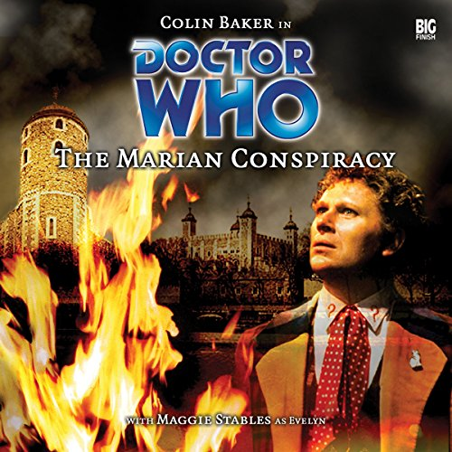 Doctor Who - The Marian Conspiracy audiobook cover art