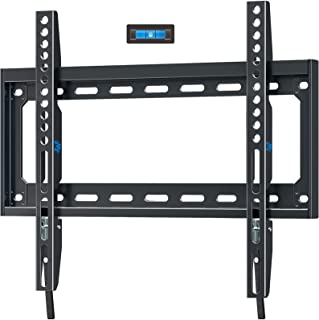 Mounting Dream TV Mount Fixed for 26-55 Inch LED, LCD and Plasma TV, TV Wall Mount Bracket up to VESA 400x400mm and 100 LB...
