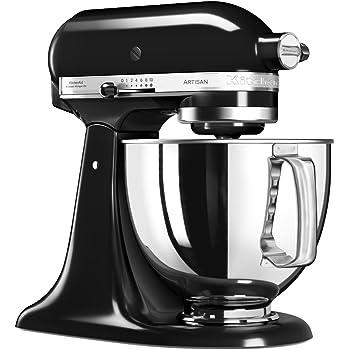 KitchenAid 5KSM125 EA Cream Artisan 5KSM125EAC-Robot de Cocina ...