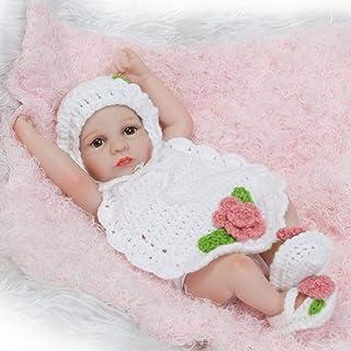 Nicery Reborn Baby El renacimiento de la muñeca Simulación