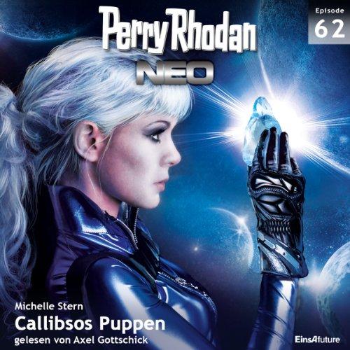 Callibsos Puppen (Perry Rhodan NEO 62) Titelbild