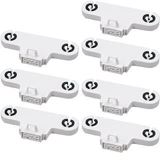 DC 3.0-3.3V 20 mA Super brillante LED Lámpara Diodos Emisores 100 un 2mmx3mmx4mm Blanco