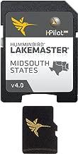 Humminbird Lakemaster Maps Humminbird 600009-7 Lakemaster Maps, Mid-South,