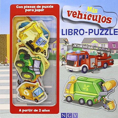 Mis Vehículos. Libro-Puzzle