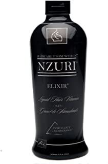 Nzuri Elixir Liquid Hair Vitamins Plus Growth Stimulants 32oz Long Hair Fast NEW Shipping Fast