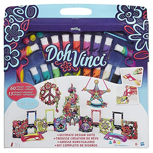 Hasbro A8908eu5 Doh Vinci Dream Creation – Knetmasse – My Mega Box