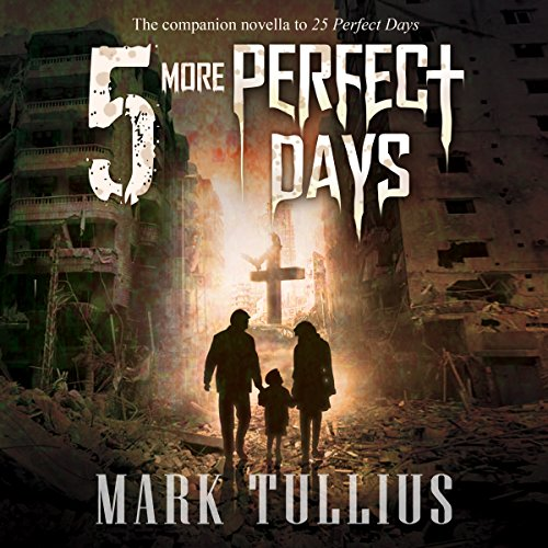 5 More Perfect Days audiobook cover art