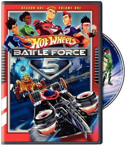 Hot Wheels Battle Force 5: Season 1 V.1 [Edizione: Stati Uniti]