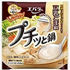 エバラ プチッと鍋 豆乳ごま鍋 (40g×4P)