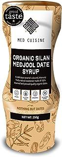 Sirop de dattes Bio Silan de Med Cuisine — Sirop de Datte 100 % Pure & Naturel, sans Sucre —Sirop pour Café qui Convient a...
