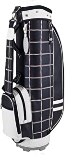 Golf Bag, Lightweight and Portable, Waterproof Material, Multi-Color Optional happyL (Color : White)