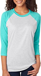 b607d40c Amazon.com: 3/4 Sleeve - T-Shirts / Shirts: Clothing, Shoes & Jewelry