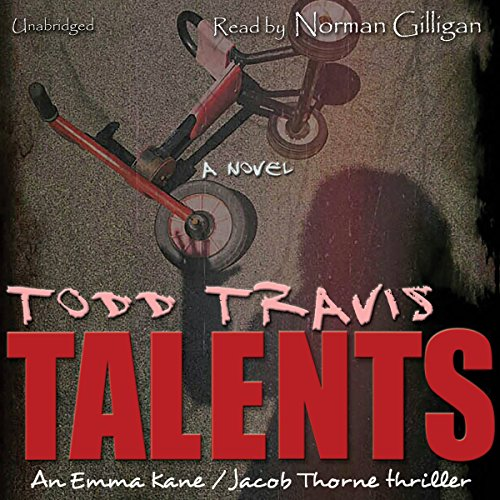 Talents audiobook cover art