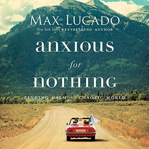 Anxious for Nothing audiobook cover art