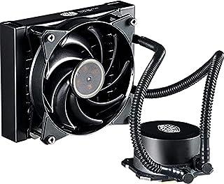 Cooler Master MasterLiquid Lite 120 CPU Liquid Cooler - Dual Dissipation Pump and 120 mm Air Balance Fan