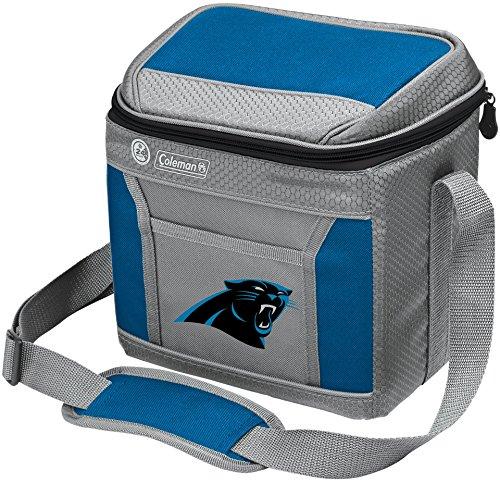 NFL - Bolsa térmica y lonchera con Aislamiento de Lado Suave, Capacidad para 9 latas (Todas Las Opciones del Equipo), Unisex Adulto, LP0328, Azul