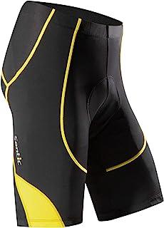 Santic Cycling Shorts Men's Bike Biking Bicycle Pants Tights 4D Coolmax Padded
