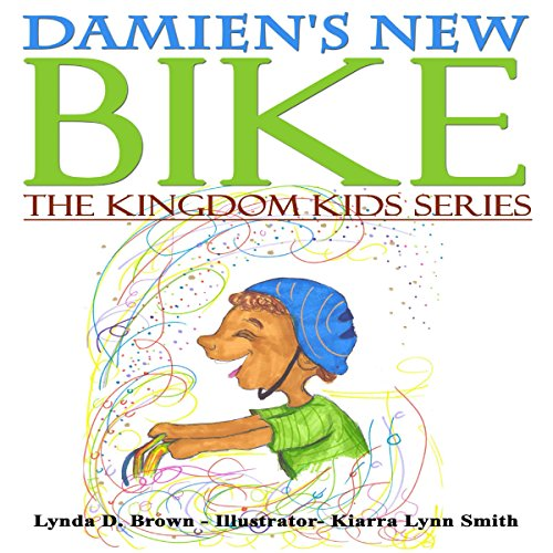 Damien's New Bike cover art