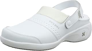 Oxypas Sandy, Women's Safety Shoes, Bianco (White (Wht)), 38 EU