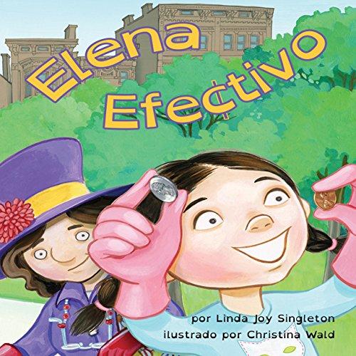 Elena Efectivo [Spanish Edition] copertina