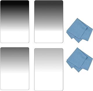 sioti Kit de filtro cuadrado para Cokin Z Lee Hitech sioti 4x 6