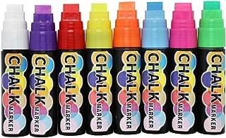 Clothful Offer 8Pcs Markers Erasable Dustless Water Based Liquid Wet Erase Pen 15mm