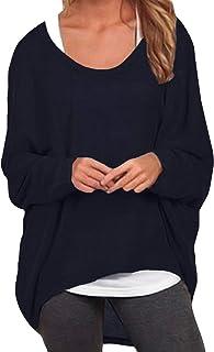 Marc O /'Polo Pullover di cotone in lana-Mix maglia da donna Maglione Nuovo Taglia S