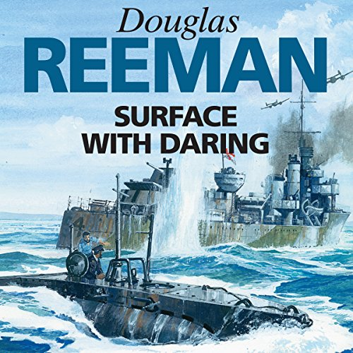 Surface with Daring audiobook cover art