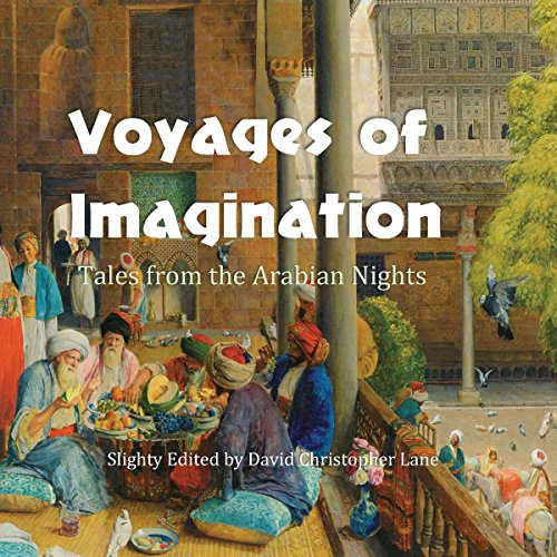 Voyages of Imagination cover art
