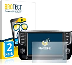 BROTECT Protector Pantalla Compatible con Volkswagen Passat 2015 Discover Pro 8