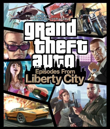 Grand Theft Auto: Episodes from Liberty City [Japan Import]