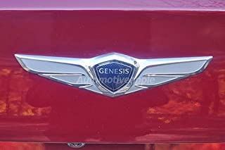 Automotiveapple 86330B1600 Rear Trunk Emblem for Hyundai Genesis G80