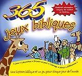 365 jeux bibliques - Une histoire biblique et un jeu pour chaque jour de l'année