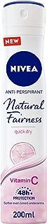 Sponsored Ad – NIVEA Natural Fairness, Antiperspirant for Women, Spray 200ml