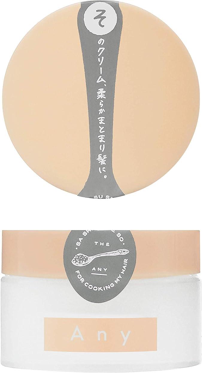 乳製品血統バーガーAny(エニー) エニークリームパテ ヘア?ボディクリーム 30g