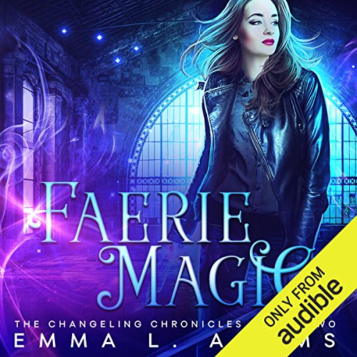 Faerie Magic audiobook cover art