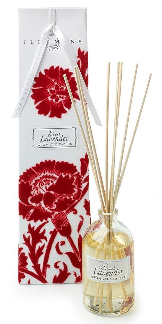 外側アピール証明ILLUMENS ルームディフューザー Sweet Lavender