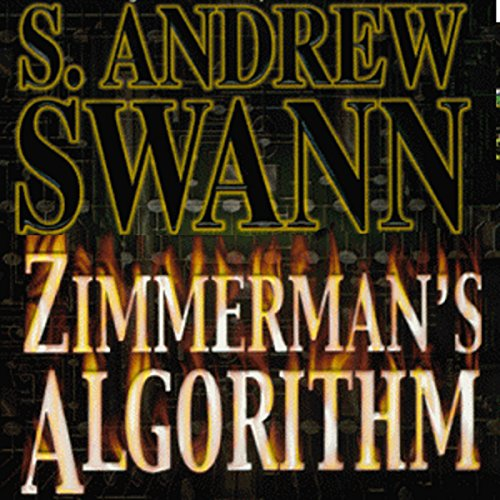 Zimmerman's Algorithm audiobook cover art