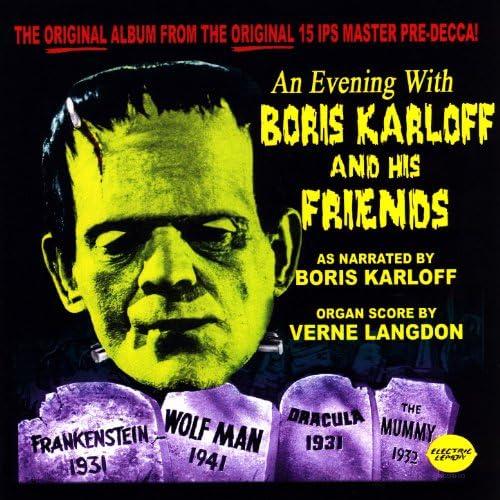 Boris Karloff, Verne Langdon