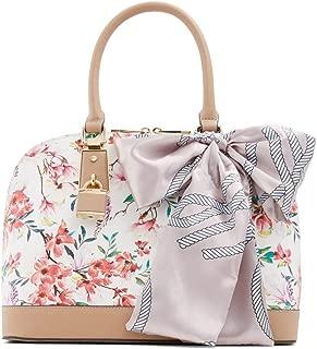 Aldo Top Handle Handbag Yilari, White Overflow